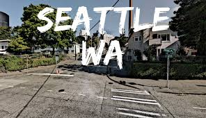 Map Of Seattle Gangs And by Washington Archives Therealstreetz Com