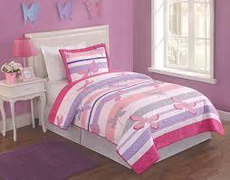 Pink Striped Comforter Girls Comforter Sets Full Size Moncler Factory Outlets Com