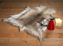 real fur rug roselawnlutheran