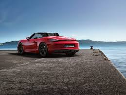 Porsche Boxster 2015 - official the 2015 porsche boxster and cayman gts are no longer