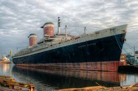 return to service ruled out for the ss united states soundings