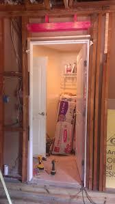 Adding A Bathroom Sm Construction U2013 Closing In Garage And Adding A Bathroom