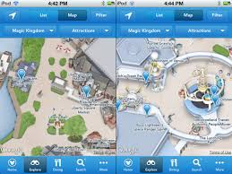 Disney World Google Map by Mouseplanet Walt Disney World Resort Update By Mark Goldhaber