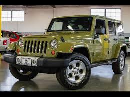 2013 jeep wrangler unlimited sahara for sale in addison il