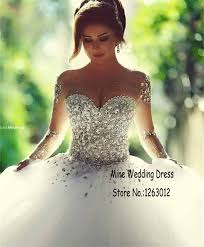 bling wedding dresses shop luxury sheer saudi arabia bling bling wedding dresses