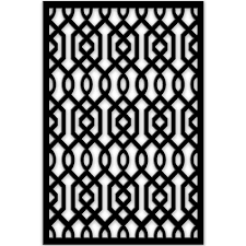 vinyl lattice the home depot