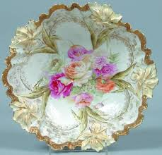 rs prussia bowl roses 816 best r s prussia images on prussia dishes and