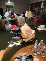 Nursing Home Meme - hurricane harvey photo of nursing home residents stranded time