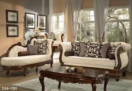 nice white sofa for chic victorian living room idea victorian