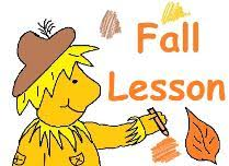 free fall sunday school lessons preschool toddler