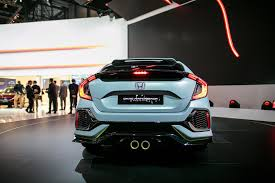 honda civic hatchback modified 10th gen civic hatchback global debut at geneva 10th gen civic forum