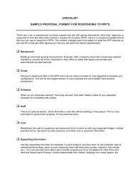 request for proposal example request for proposal template 9