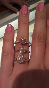 2 carat solitaire engagement rings 1 1 5 and 2 carat solitaire engagement rings
