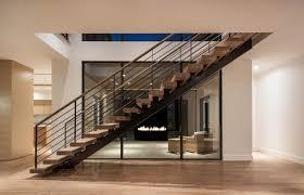 Lobby Stairs Design Contemporary Stairstrinity Stairs
