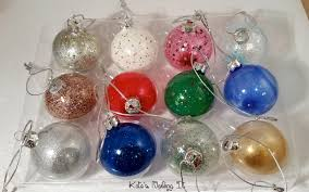 kate u0027s nailing it christmas crafting nail polish ornaments