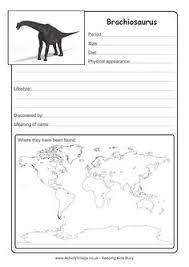 stegosaurus worksheet for primary grades free to print