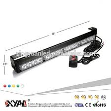 police led light bar 19 police light bar front strobe led light bar used warning red