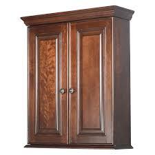 Dark Bathroom Furniture Foremost Hawthorne Bathroom Wall Cabinet Dark Walnut Walmart Com
