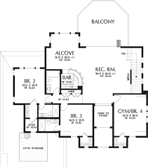 european style house plan 4 beds 4 50 baths 4498 sq ft plan 48 650