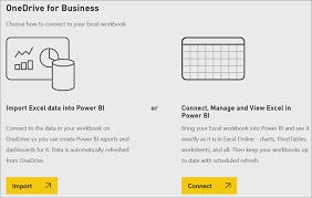 get data from excel workbook files power bi microsoft docs