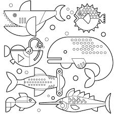sélection de coloriage poisson d u0027avril à imprimer sur laguerche