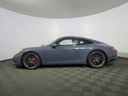 porsche 911 used 2017 used porsche 911 s coupe at porsche of warwick