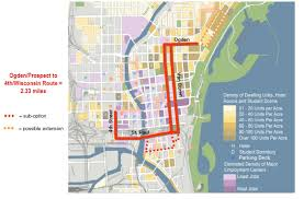 Portland Streetcar Map by April 2013 Urban Rail Today
