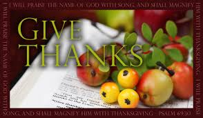religious pictures with scriptures thanksgiving give thanks