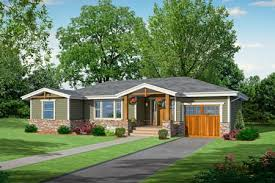 Ranch Style House Exterior Photoshop Redo Craftsman Makeover For A No Frills Ranch Garage