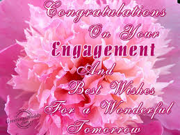 Wedding Engagement Congratulations Best Wishes For Your Engagement Greetingsbuddy Com