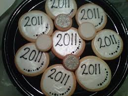 New Year S Cookie Decorating Ideas by 131 Best Cookies Images On Pinterest
