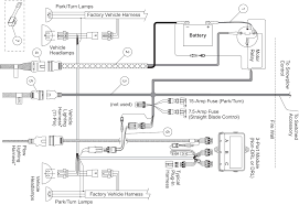 western headlight wiring diagram wiring diagram simonand