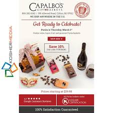 discount gift baskets 10 capalbos gift baskets coupons promos discount codes