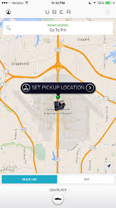 Dallas Fort Worth Airport Terminal Map by How To Get An Uber At Airports That Don U0027t Allow Pickup The