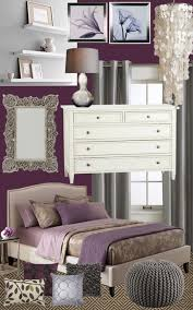 Purple And Silver Bedroom Bedroom Sweet Picture Of Plum Colored Bedroom Decoration Using