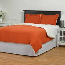 reversible 3 piece sherpa comforter set by exceptionalsheets
