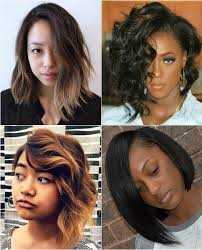 80 sensational medium length haircuts for thick hair in 2017