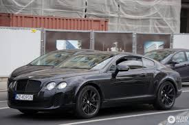 bentley gran coupe bentley continental supersports coupé 9 october 2016 autogespot