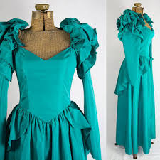 eighties prom dresses shop vintage 80s prom dresses on wanelo