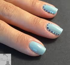 tutorial thursday 1 2 3 essie dotticure the trendy nail