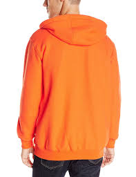 amazon com carhartt men u0027s midweight zip front hooded sweatshirt