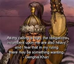 genghis khan quotes sayings great quote east coast
