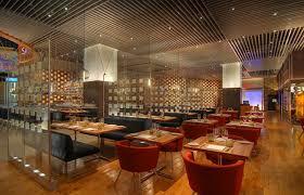 Restaurant Interior Design Modern Decor Hospitality Restaurant Interior Design Of Stripsteak
