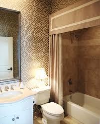 bathroom shower curtain ideas designs your bathroom look larger with shower curtain ideas