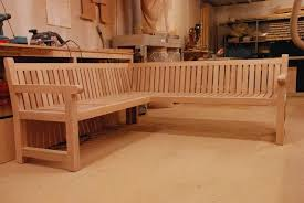 Free Wooden Park Bench Plans by How To Build A Garden Bench Myoutdoorplans Free Woodworking Asian