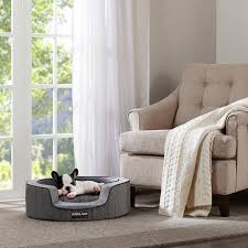 Dog Igloo Furniture Kirkland Dog Costco Dog Beds In Black And White For Pet