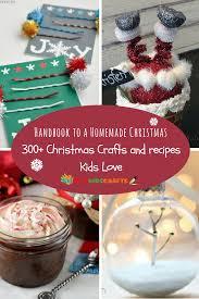 handbook to a homemade christmas 350 christmas crafts and recipes