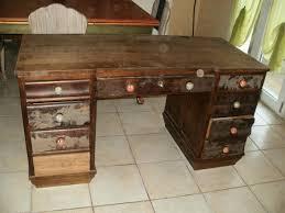 donne bureau relooker un bureau en bois recyclage objet rcupe objet donne