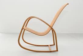 designer schaukelstuhl schaukelstuhl erle christian droßbach handwerk design münchen