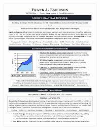 best resume format for executives best resume format for executives awesome sle cfo resume exle